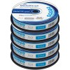 DKR 193,17 - Blu-ray Diske Mediarange BD-R 25 GB, 1-4x Speed printbar (fullprintable) i Cakebox , 50 stk.